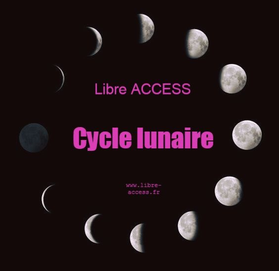 cycle phases lunaires libre access coaching atelier en ligne