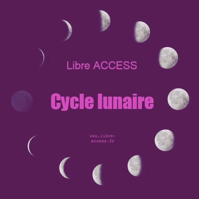 cercles de lune libre access phases lunaires