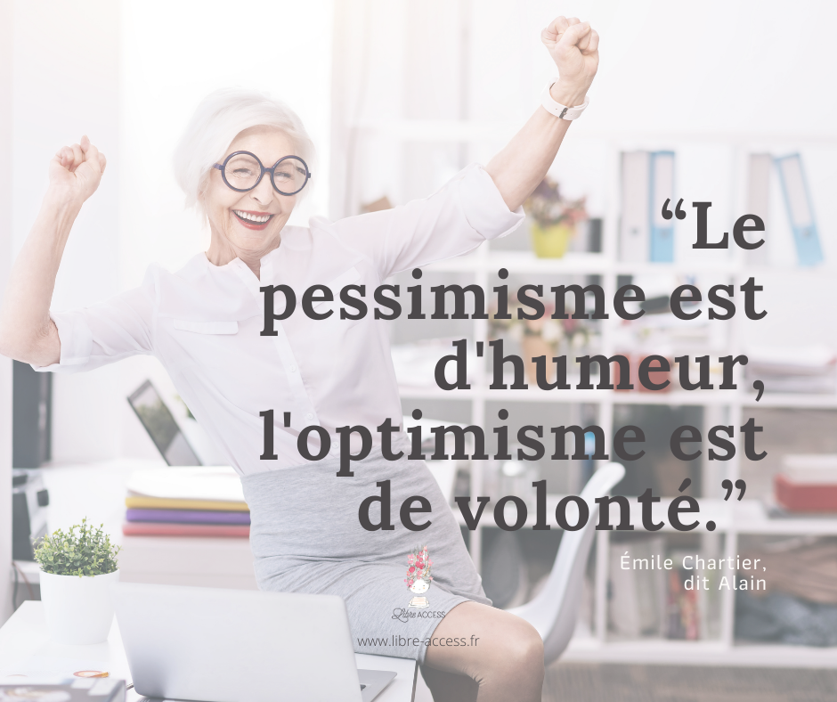 optimisme 3 bons moments souvenir routine positive bonheur quotidien julie lancel libre access coach développement personnel coaching bien être