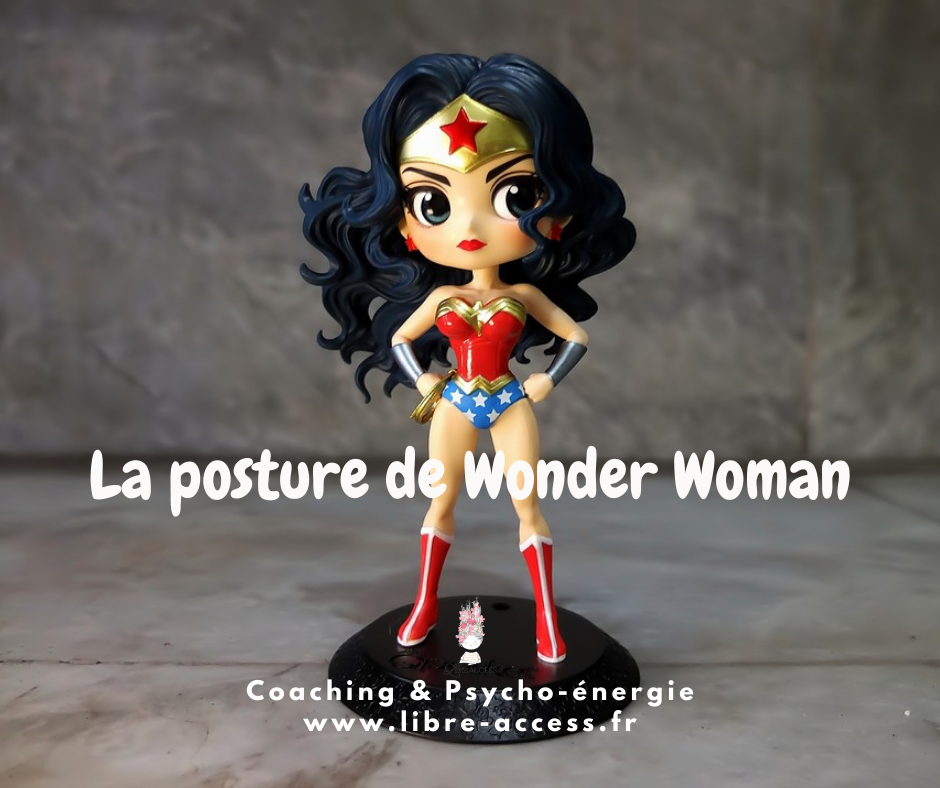 posture wonder woman bonne humeur routine positive coaching psychologie coach développement personnel