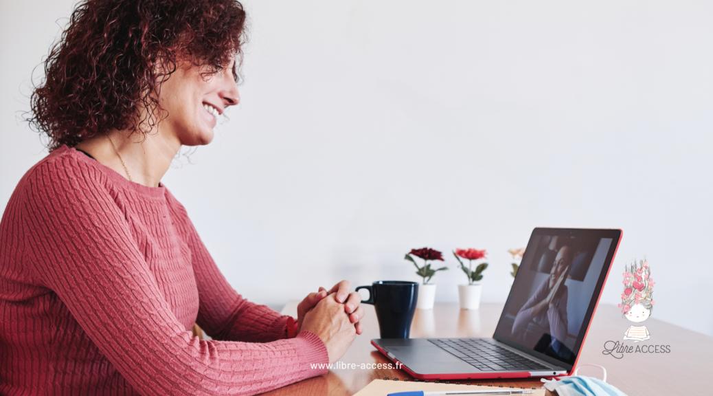 coaching en ligne programme appel découverte gestion du stress émotions julie lancel libre access coach en développement personnel poitiers montamisé vienne